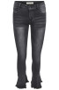 Chica London Jeans med volang - Storlek 38