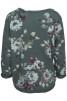 Chica London Sweatshirt Blomprint