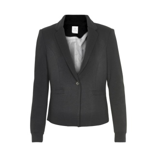 CULTURE EVA BLAZER SOLID BLACK - Storlek 36
