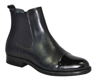 TEN POINTS DIANA BOOTS BLACK - Storlek 37