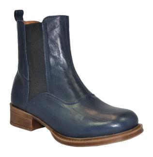 TEN POINTS PANDORA BOOTS BLUE - Storlek 37