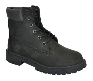 TIMBERLAND 6IN PREMIUM BLACK WATERPROOF - Storlek 37