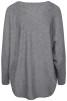 Chica London Stickad tröja med zip