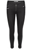 Chica London Vaxade jeans med zip - Storlek XL