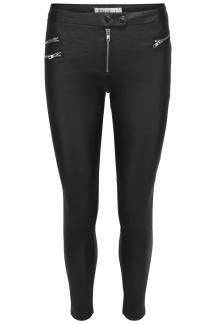 Chica London Vaxade jeans med zip - Storlek S