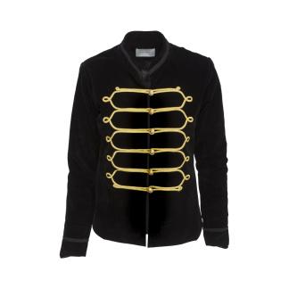 Neo Noir Jane Jacket sammet - Storlek XS