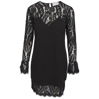 Neo Noir Kira Lace Dress - Storlek XS