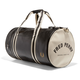 Fred Perry Classic Barrel Bag - One Size