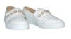 Philip Hog Pearl White Sneakers