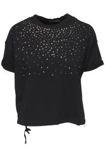 Ajlajk Sweatshirt med nitar - Storlek S