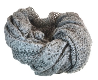ByPias Dreamy Mohair Scarf - One Size