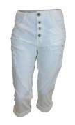Chica London Capri shorts med bling