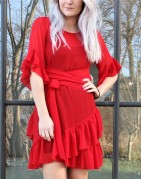 Neo Noir Cassieopeia Dress