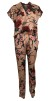Neo Noir Grace Flower Jumpsuit - XL