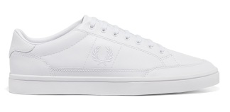 Fred Perry Deuce Leather White - 42