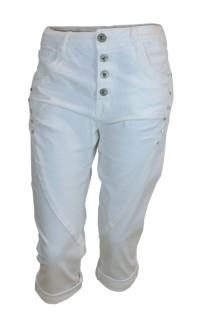 Chica London Capri shorts med bling - XS