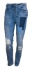 Bypias Patchwork Jeans - Strl M