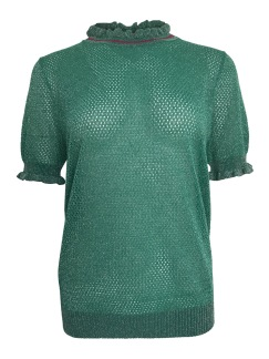Neo Noir Galina Tee Agave Green - L