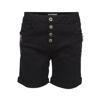 Chica London Shorts med zip - XXS
