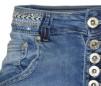 Chica London Shorts med bling
