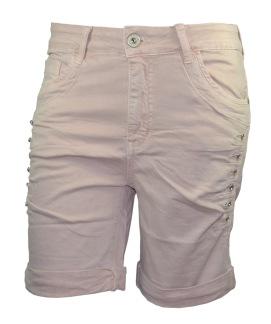 Chica London Shorts med bling - XXS