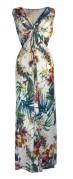 Chica London Långklänning med blommor