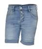 Chica London Shorts med revär - L