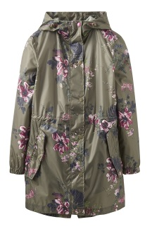 Joules Golightly waterproof Rain jacket packaway - 38