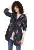 Joules GOLIGHTLY PRINTED WATERPROOF JACKET