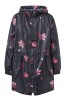 Joules GOLIGHTLY PRINTED WATERPROOF JACKET - 46