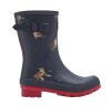 Joules Mollywely Mid-height rain boot - 40