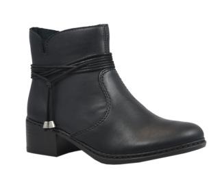 Rieker Boots med låg klack - 37