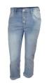 Chica London 7/8 jeans ljus tvätt