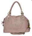 Ulrika Design Bag i perforerat skinn