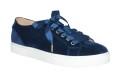 Philip Hog Velvet Blue Sammet
