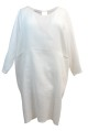Bypias Happy Tunic Linne White