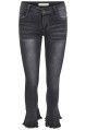 Chica London Jeans med volang