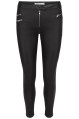 Chica London Vaxade jeans med zip