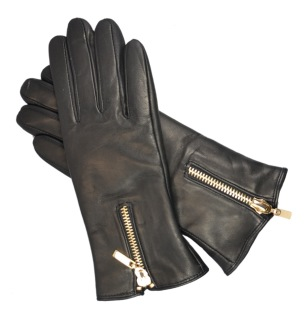 Hollies Glove Zip Lammnappa - 6