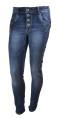 Chica London Jeans med bling i sidan