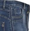 Chica London Jeans med nitrevär