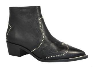 Billi Bi Carrie Boots Skinn Svart - 37