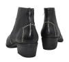 Billi Bi Carrie Boots Skinn Svart