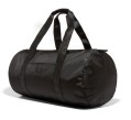 Fred Perry Tonal Track Barrel Bag Svart