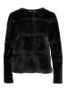 Neo Noir Kahla Faux Fur Jacket Svart - XL