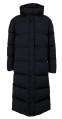 Neo Noir Dustin Solid Long Jacket