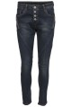 Chica London Jeans med zip i sidan