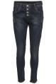 Chica London Jeans med zip i sidan