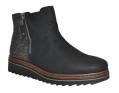 Rieker Boots Platform Varmfodrad