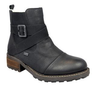 Rieker Boots med äkta ull - 38